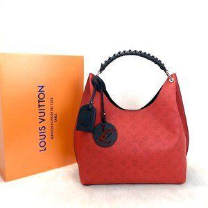 %100 AUTH Luis Vuitton Carmel Bag 40x35cm